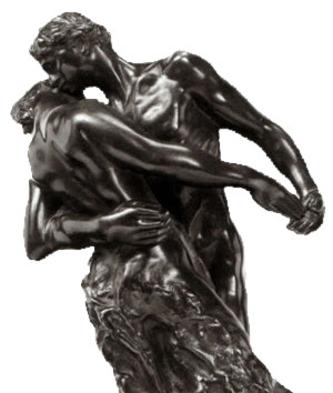 La Valse, sculpture de Camille Claudel