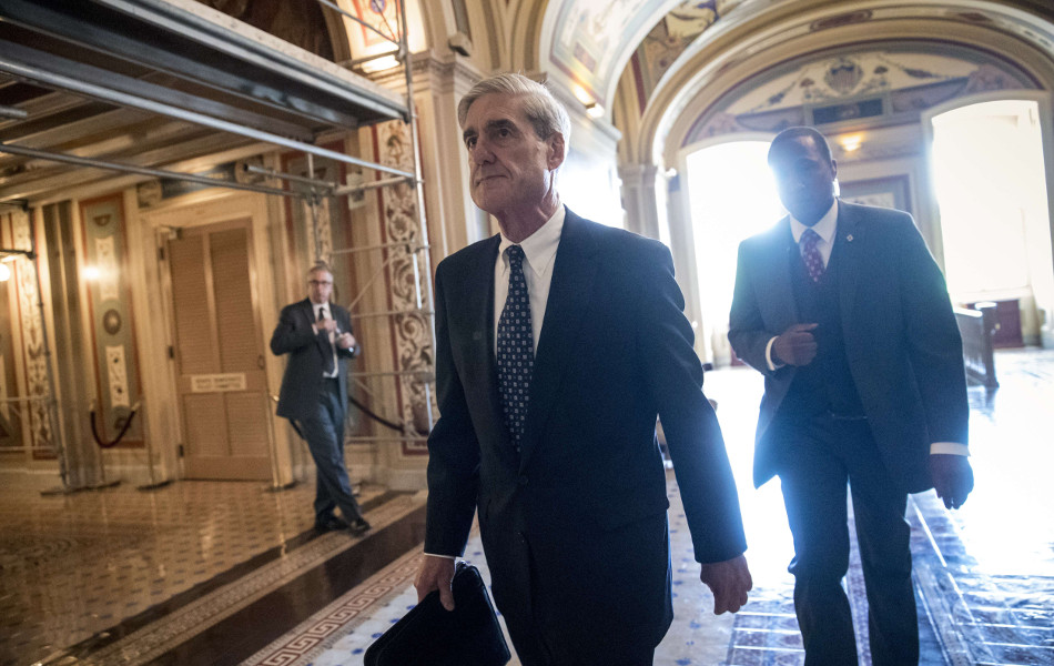 Robert Mueller, acteur de l'affaire russe