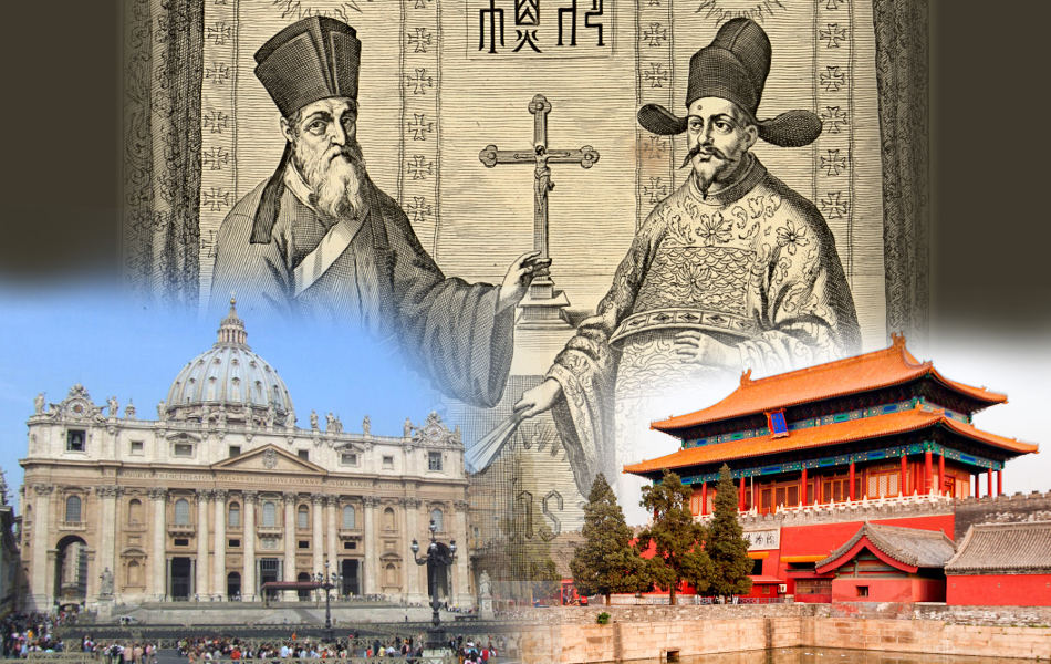 Accord entre la Chine et le Vatican
