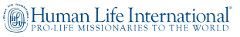 Logo de Human Life International
